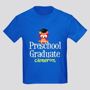 Preschool Graduate Kids Dark T-Shirt