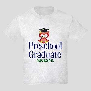 Preschool Graduate Kids Light T-Shirt