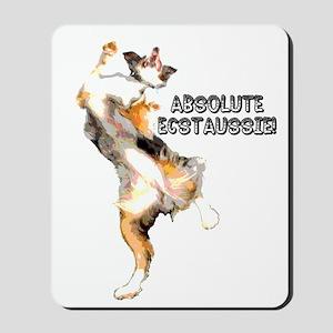Absolute Ecstaussie! Mousepad