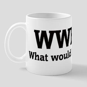 What would Byron do? Mug