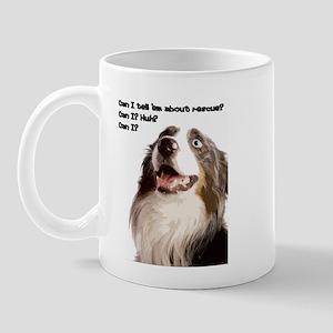 Canine Rescue Advocate Mug