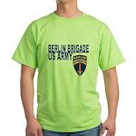 The Berlin Brigade Green T-Shirt