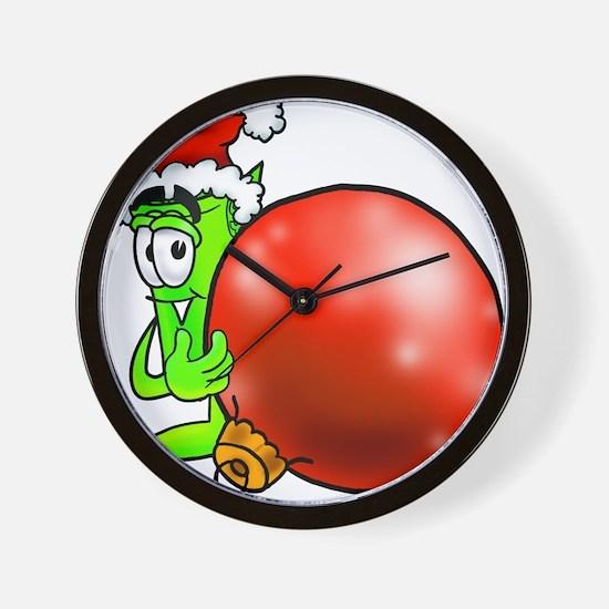 Mr. Deal - Christmas - Orname Wall Clock