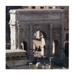 Arch of Titus Tile Coaster