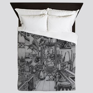 A MIGHTY TREE Page 42 Queen Duvet