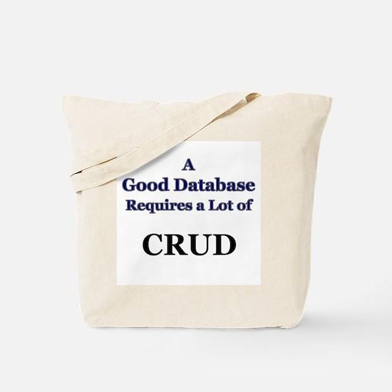 """CRUD"" Tote Bag"