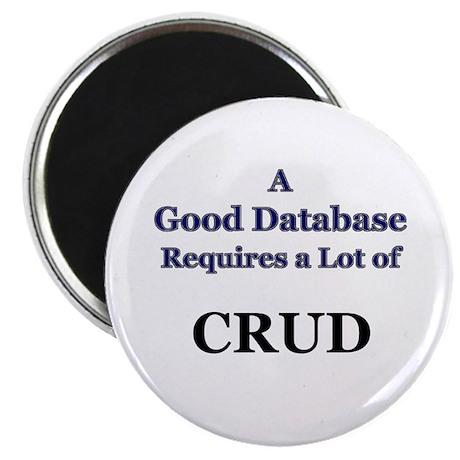 """CRUD"" 2.25"" Magnet (100 pack)"