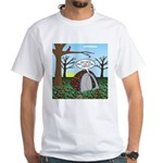 Fall Campout Men's Classic T-Shirts