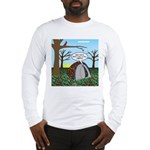 Fall Campout Long Sleeve T-Shirt