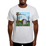 Fall Campout Light T-Shirt