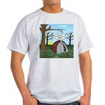 Fall Campout Light T-Shirt