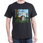 Fall Campout Dark T-Shirt