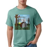 Fall Campout Mens Comfort Colors® Shirt