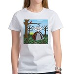 Fall Campout Women's Classic T-Shirt