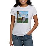 Fall Campout Women's Classic T-Shirt