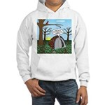 Fall Campout Hooded Sweatshirt