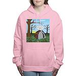Fall Campout Women's Hooded Sweatshirt