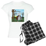 Fall Campout Women's Light Pajamas