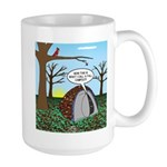 Fall Campout 15 oz Ceramic Large Mug