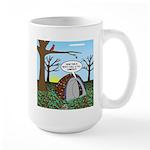 Fall Campout 15 oz Ceramic Large Mug