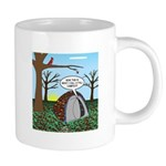 Fall Campout 20 oz Ceramic Mega Mug