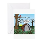 Fall Campout Greeting Cards (Pk of 10)