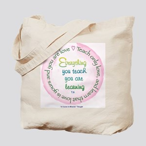 ACIM-Teach Only Love Tote Bag