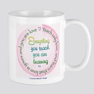 ACIM-Teach Only Love Mug
