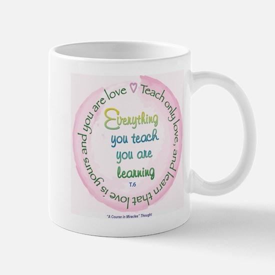 ACIM-Teach Only Love Mug