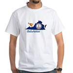 ILY Virginia White T-Shirt