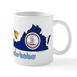 ILY Virginia Mug