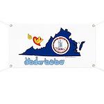ILY Virginia Banner