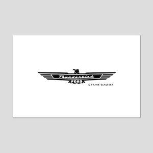 Thunderbird Emblem Mini Poster Print