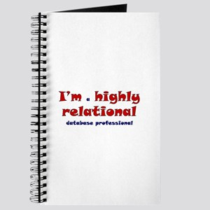 """Highly Relational"" Journal"