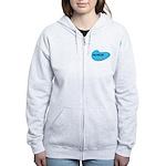 Space Cadet Women's Zip Hoodie