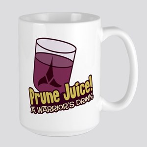 Prune Juice Worf Large Mug