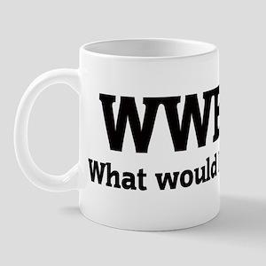What would Brice do? Mug