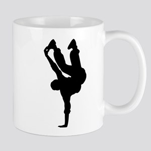 Breakdance Grab Mug