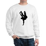 Breakdance Grab Sweatshirt