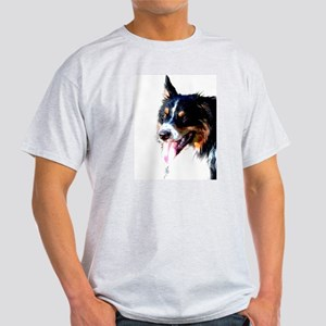 Brave and Loyal Friend Ash Grey T-Shirt