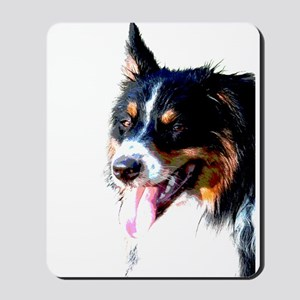 Brave and Loyal Friend Mousepad