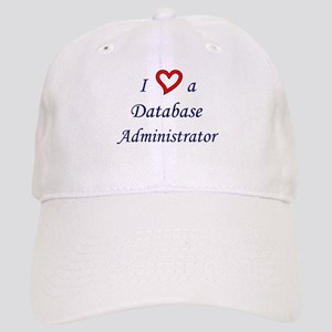 """I Love a DBA"" Cap"