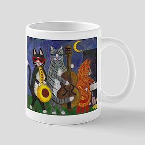 Jazz Cats Mug