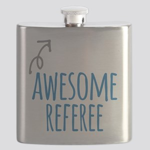 Awesome referee Flask
