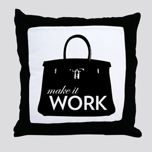 Project Runway Throw Pillow