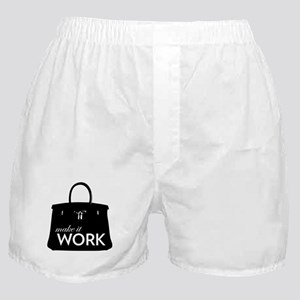 Project Runway Boxer Shorts