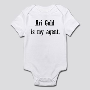 Ari Gold Is My Agent Infant Bodysuit