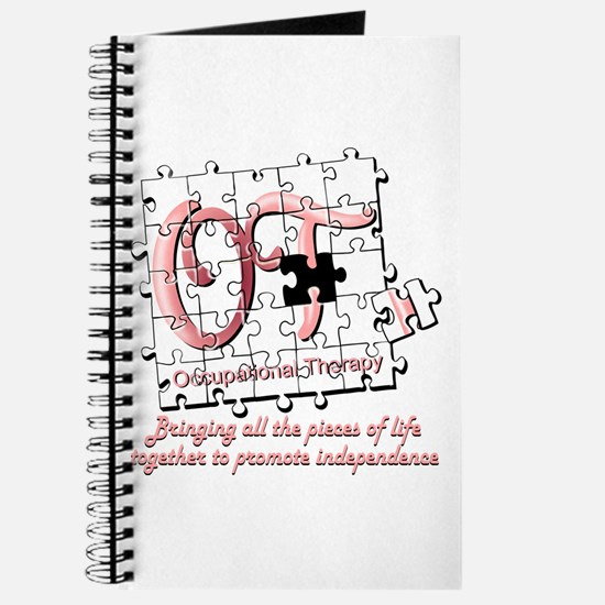 Cute Occupational therapy Journal