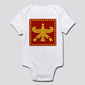 Cyrus the Great Persian Standard Flag Infant Bodys