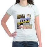 Regular People Jr. Ringer T-Shirt